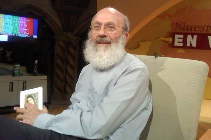 Padre Luciano Ciciarelli