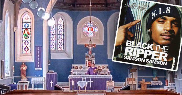 rap chiesa prete canzone