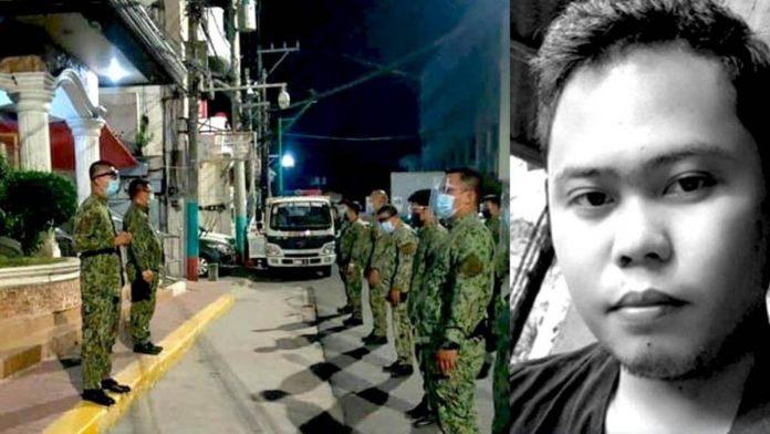 28enne morto filippine