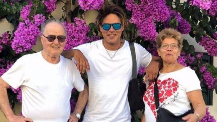 garko e famiglia