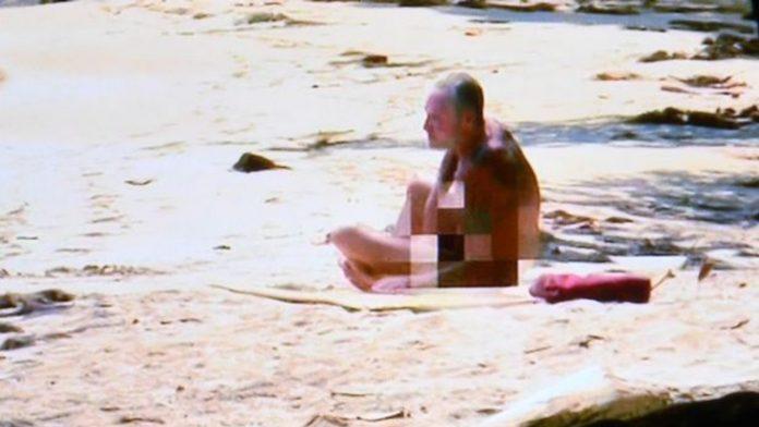 Gascoigne nudo