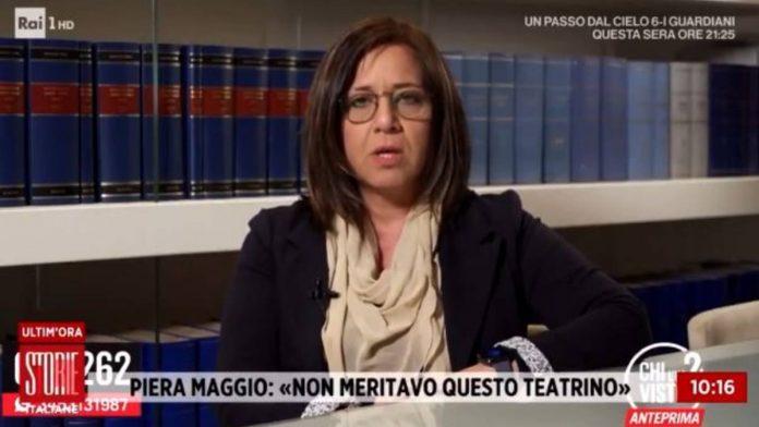 piera maggio - storie italiane