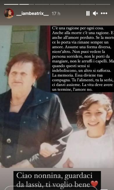 story Beatrice Buonocore