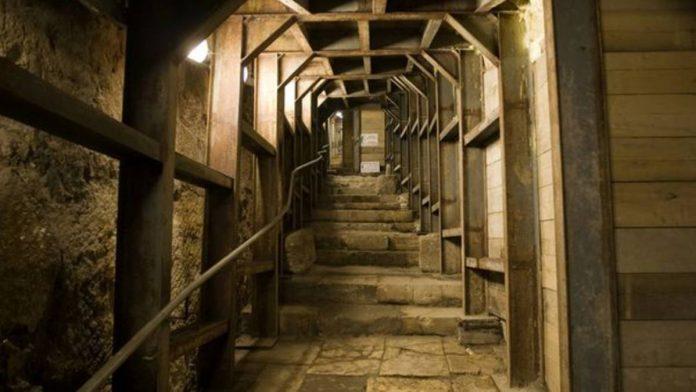 tunnel sotterraneo