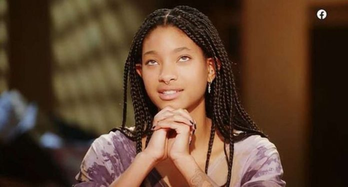willow smith poliamorosa