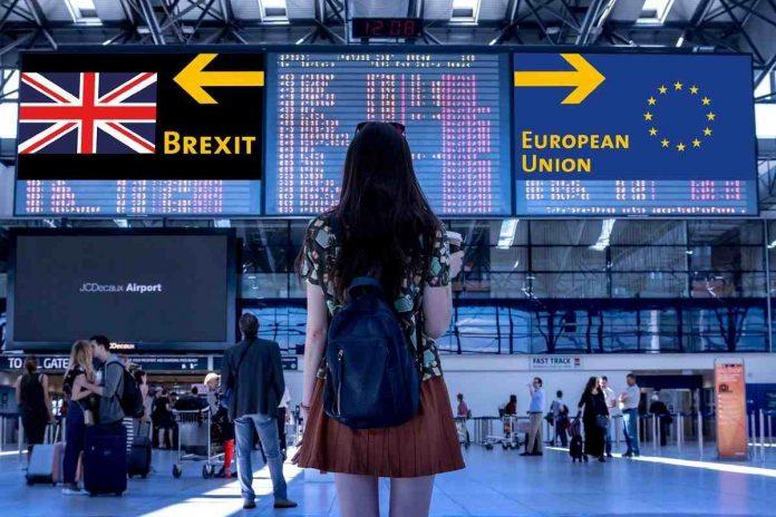 Brexit - frontiera