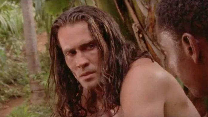 Joe Lara As Tarzan