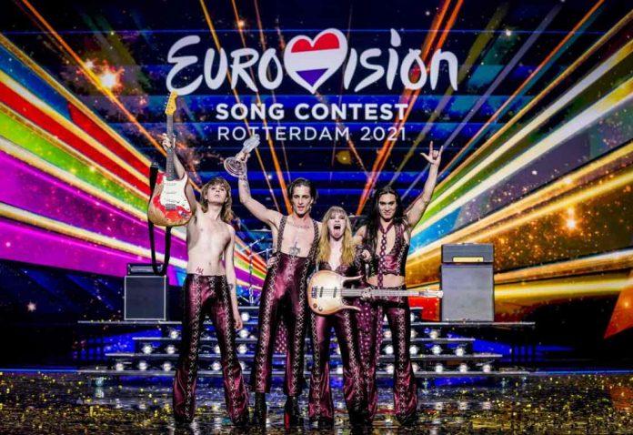 I Maneskin ad Eurovision
