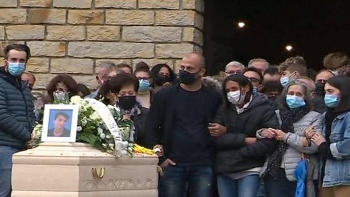 andrea tonelli - funerale