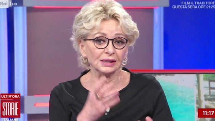 enrica bonaccorti funivia commozione tragedia daniele storie italiane