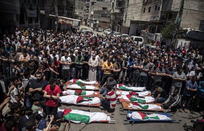 vittime-gaza-palestina