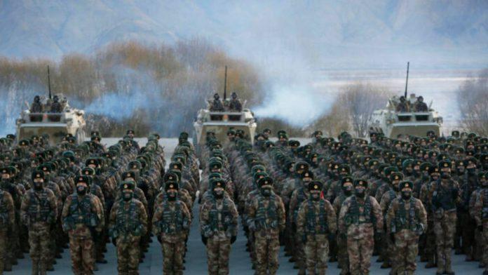 l'esercito cinese