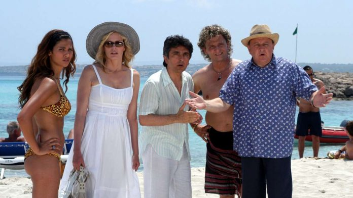 olé film boldi francesca lodo isola dei famosi