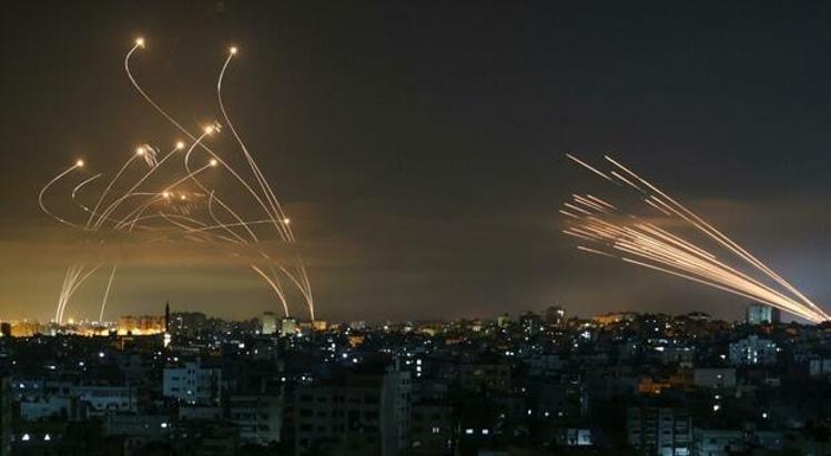 missili-israele