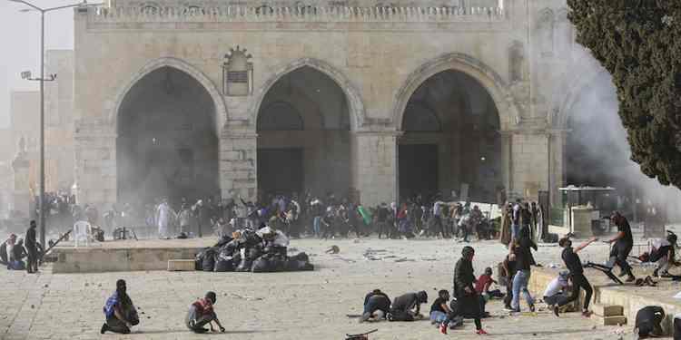 gerusalemme-israele-scontri-ramadan