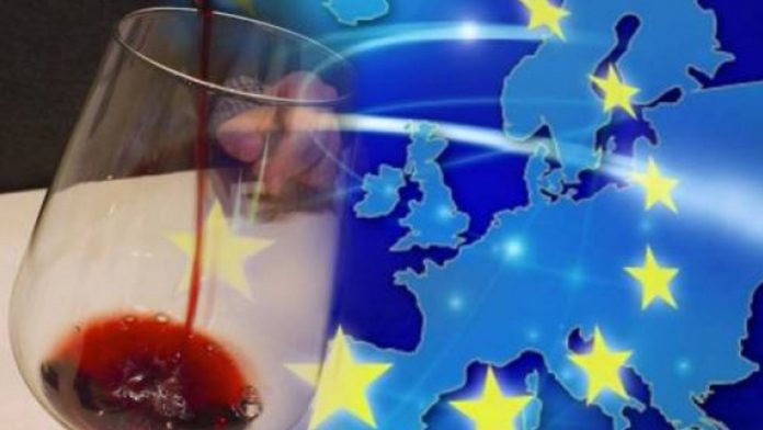 vino ed europa