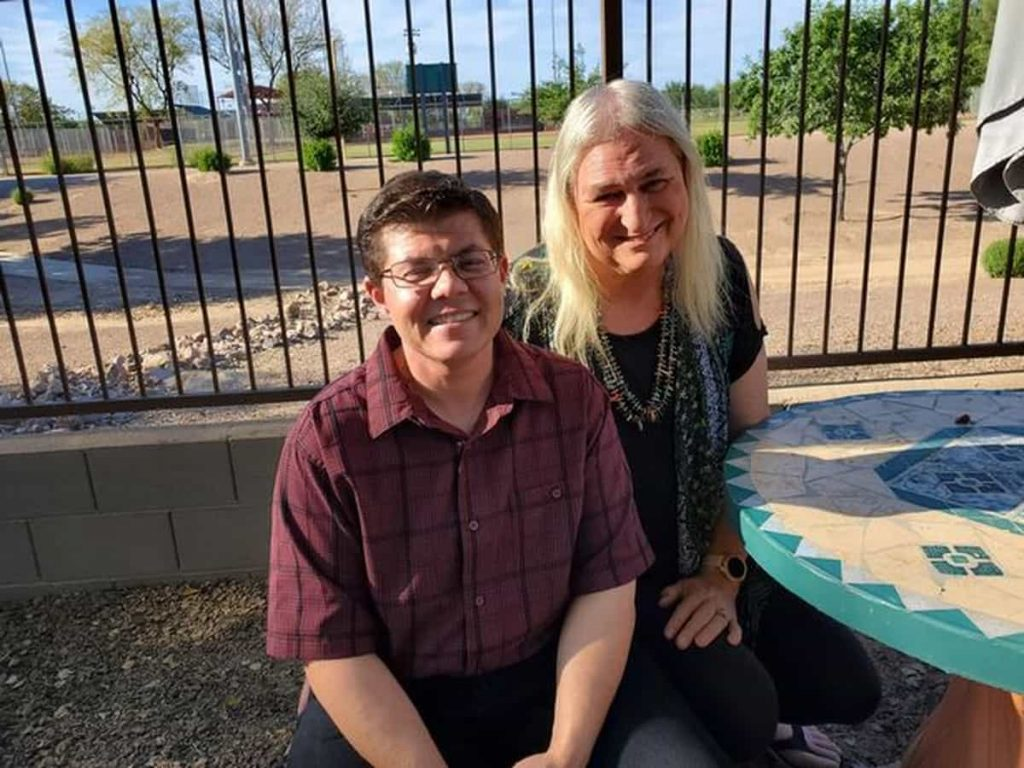 coppia Transgender