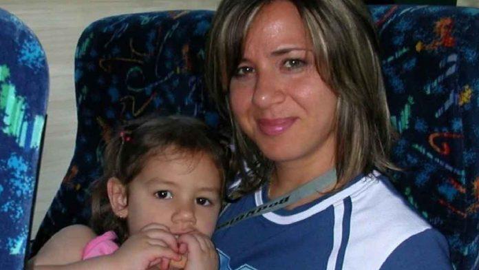 Denise Pipitone con la Madre