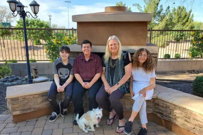 famiglia interamente transgender