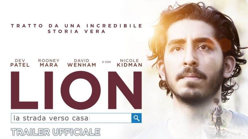 locandina film Lion