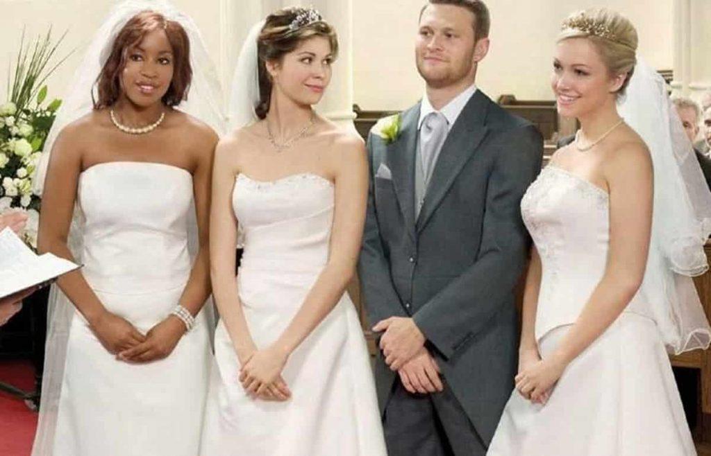 sposato con due donne