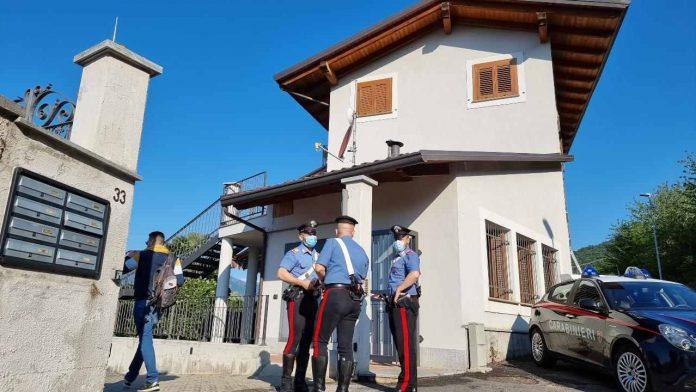 carabinieri a piosacco