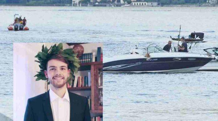 incidente sul lago di como