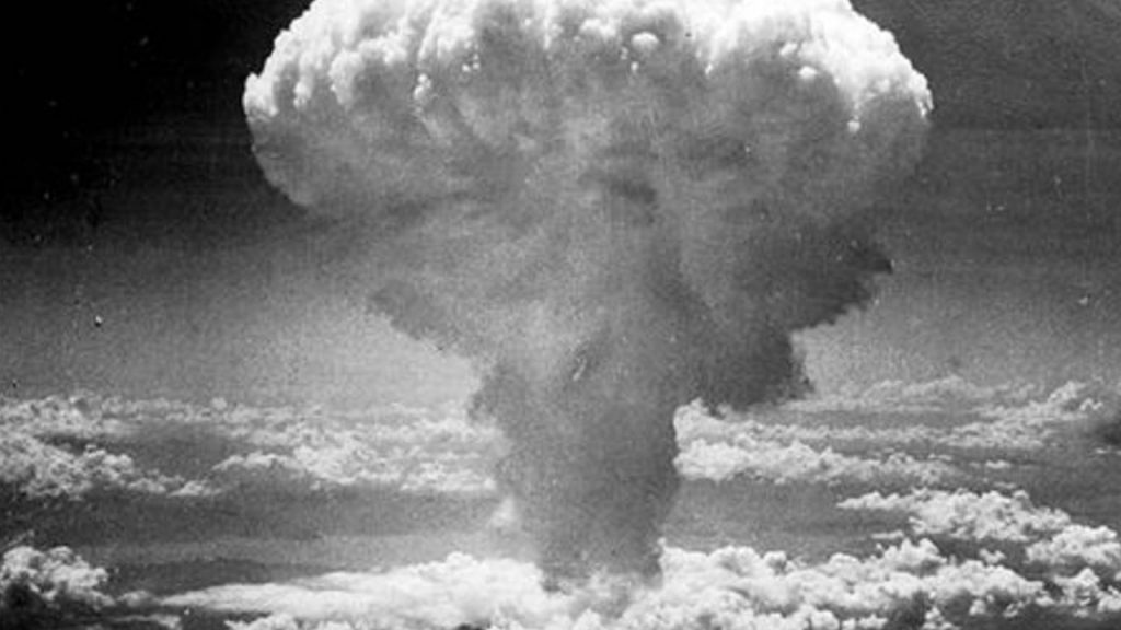 la bomba di nagasaki