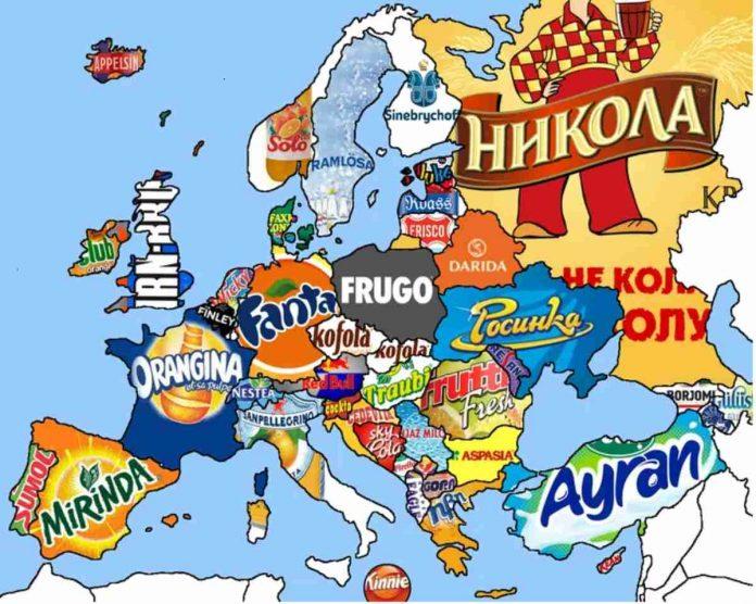 soft drink europa
