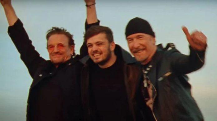 we are the people U2 garrix pinguini tattici nucleari ringo starr plagio