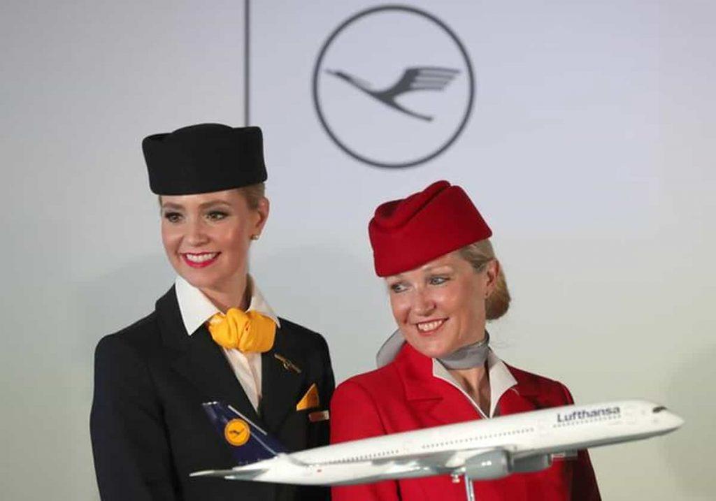 nuova politica Lufthansa
