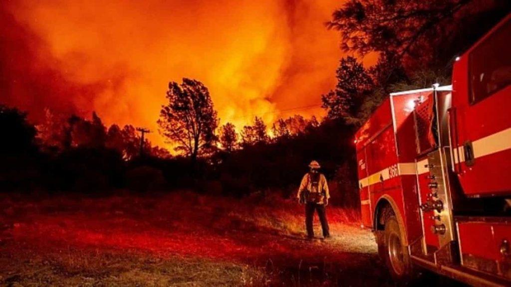 incendi Oregon
