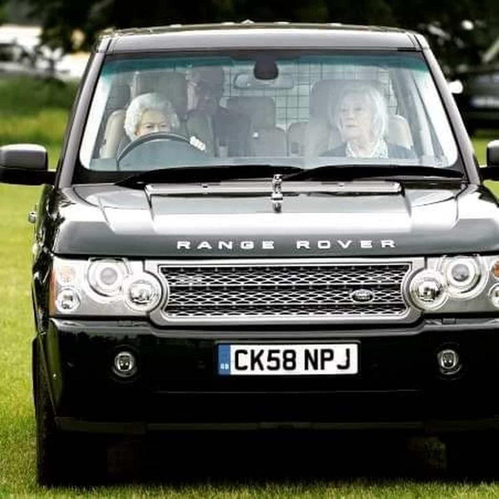 range Rover personalizzata