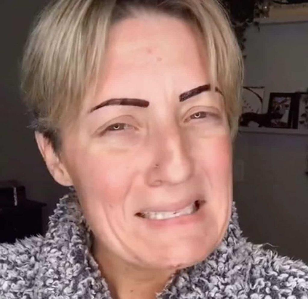 make up transformation