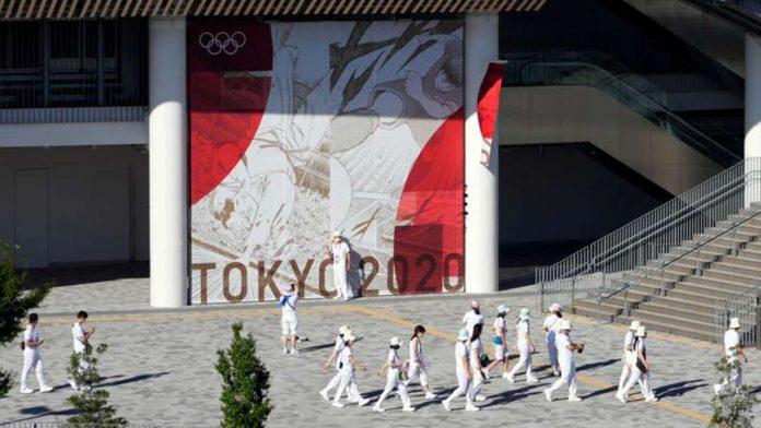covid tokyo 2020