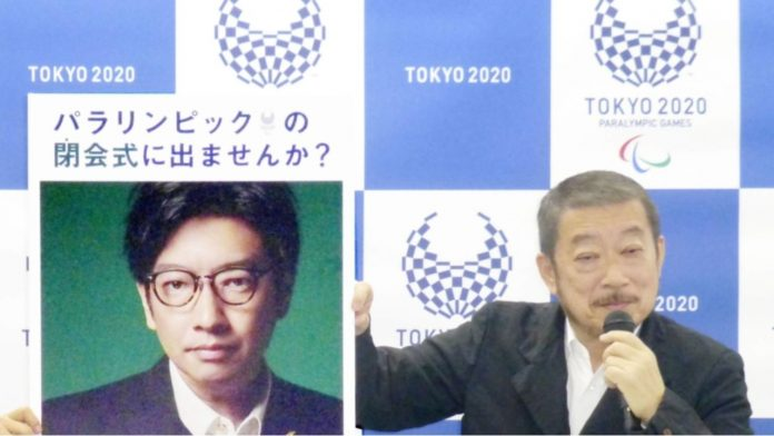 kobayashi rimosso direttore apertura giochi