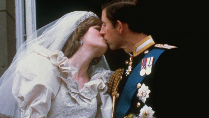 matrimonio Diana Carlo