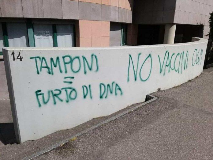 delirio 'no vax'
