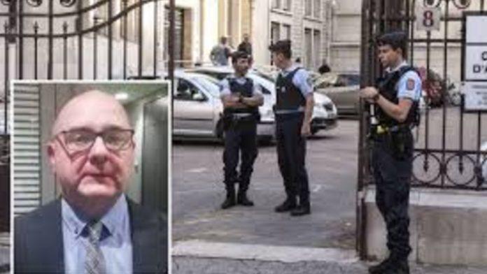 olivier bailly arrestato