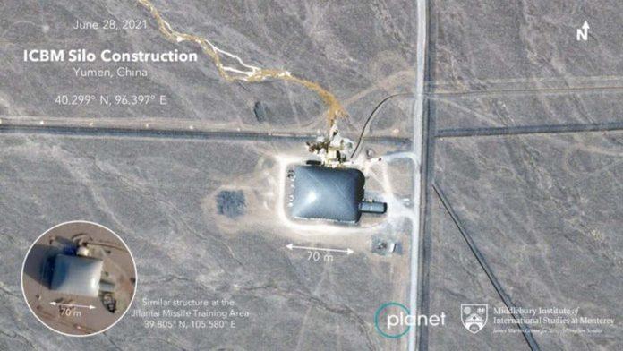 silos missili cinesi
