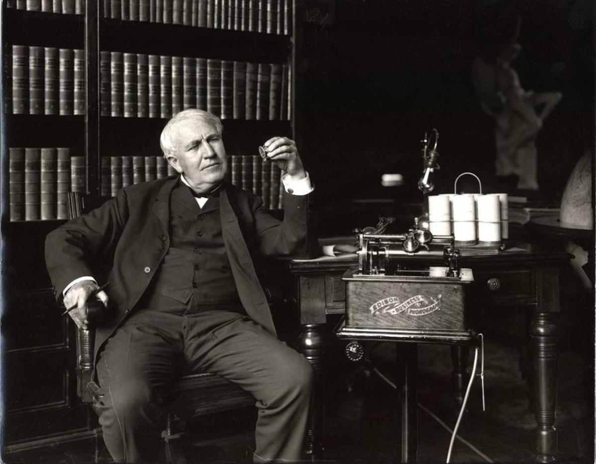 thomas edison non ha inventato la lampadina