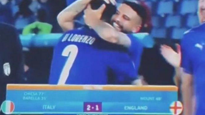 video finale italia-inghilterra