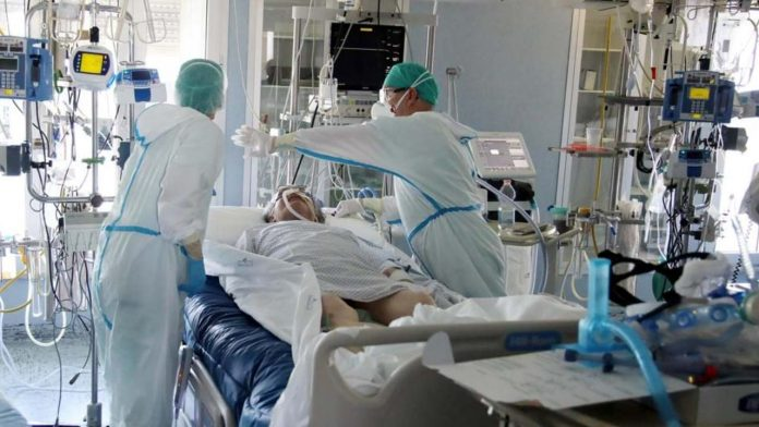 virus terapie intensive