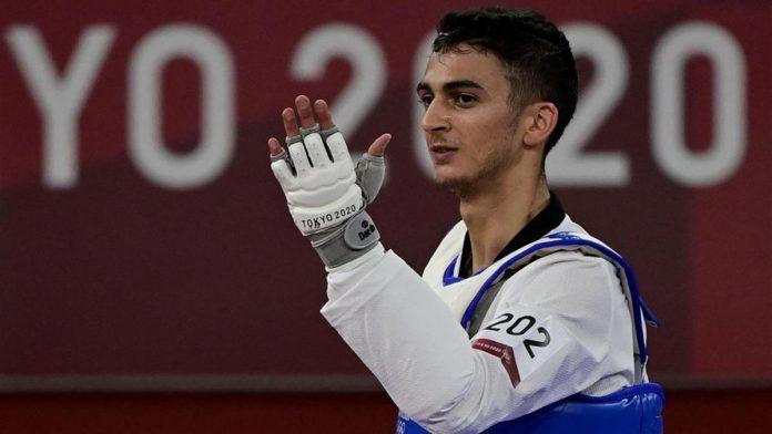 taekwondo vito dell'aquila olimpiadi tokyo medaglia finale