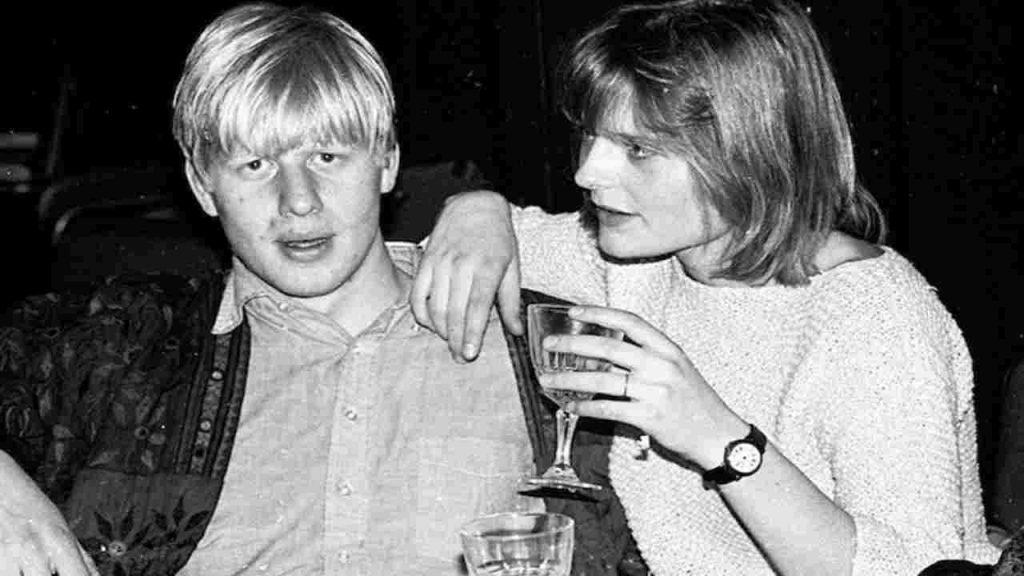 suocera Boris Johnson