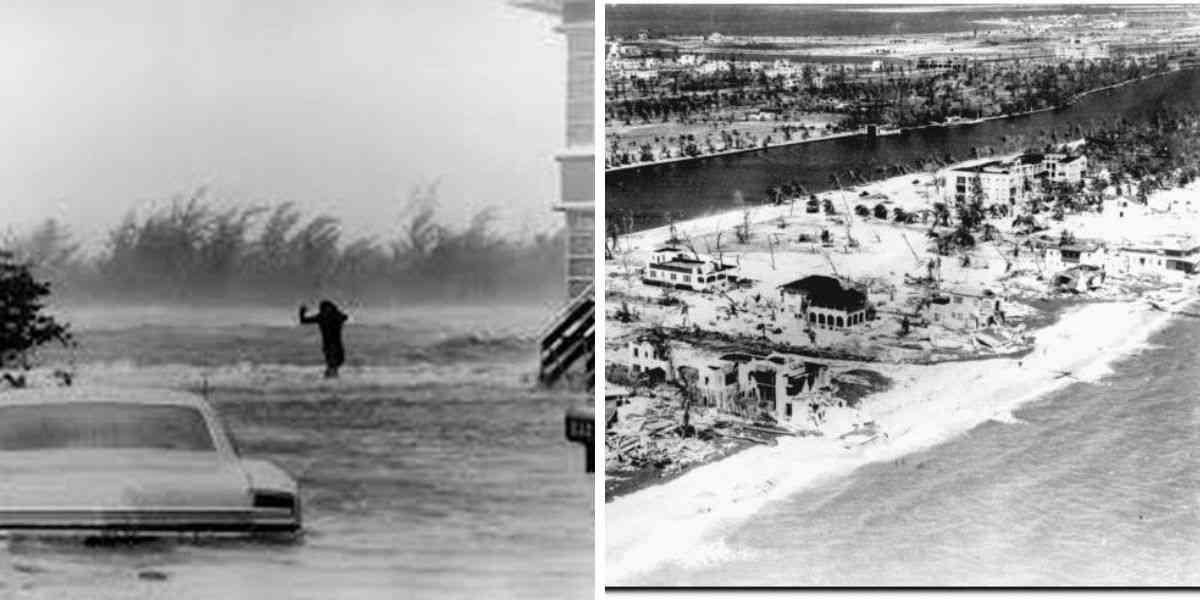 L'uragano Okeechobee