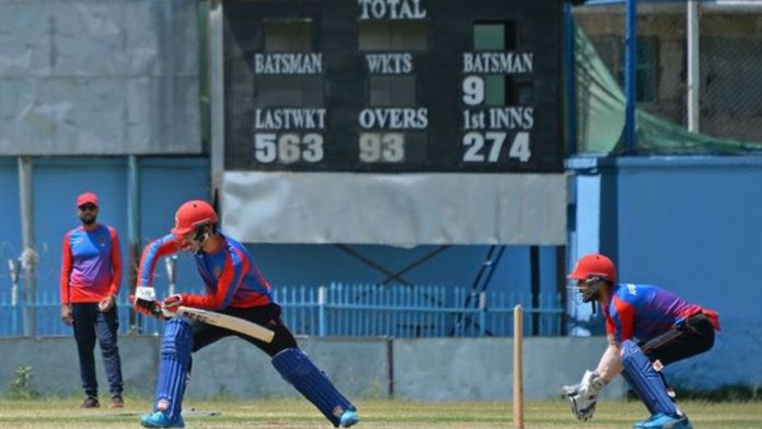 cricket nazionale afghana