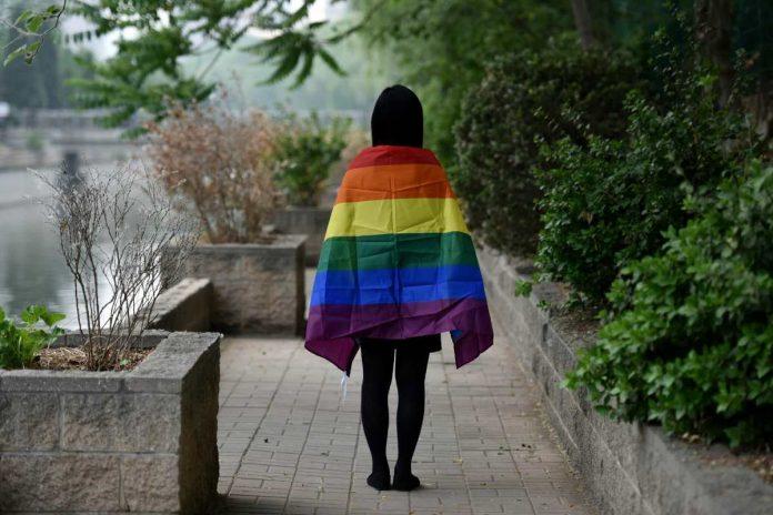 Gay Cina