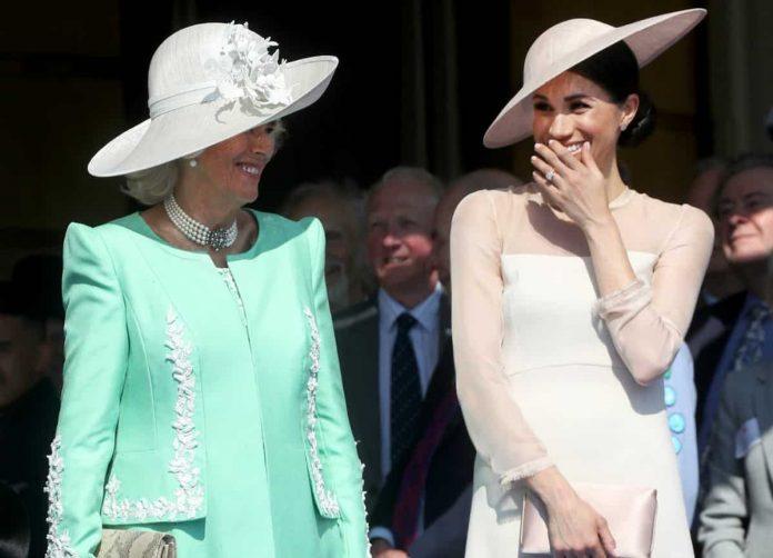 meghan e Camilla