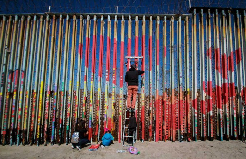 Muro tra Usa e Messico